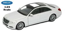MERCEDES S-CLASS S600 |White| WELLY 24051/w222 NEW DIECAST MODEL CAR 1:24 scale