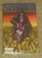 One Minute Silence Cassette tape SEALED BRAND NEW promo WASTE OF THINGS TO COME