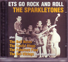V.A. - LET'S GO ROCK & ROLL (Sparkletones BELL NOTES)