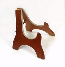 Mahogany Wood Stand For Ukulele Flat back Mandolin No Laser Pattern NewM6