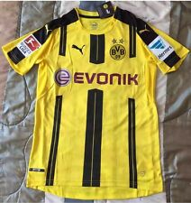 Borussia Dortmund Christian Pulisic 16/17 Mens Small Jersey
