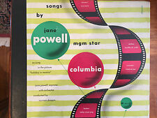 JANE POWELL 2 Records 78 Album HOLIDAY IN MEXICO 1946 Excellent! Carmen Dragon