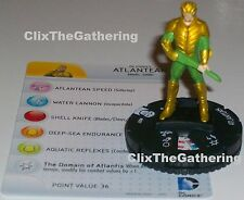 ATLANTEAN #007 Justice League Trinity War DC HeroClix