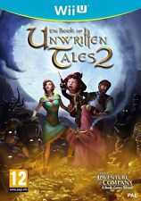 The Book of Unwritten Tales 2 For PAL Wii U (New & Sealed)