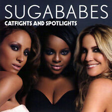 SUGABABES Catfights And Spotlights CD album NEW/UNPLAYED