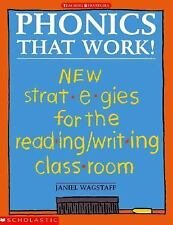 Phonics that Work! New Strategies for the Reading/Writing Classroom Wagstaff, J