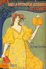 A4 photo rhead Louis 1858 1926 L ART DANS LA DECORATION EXTERIEURE DES LIVRES 18