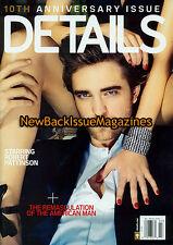 Details 3/10,Robert Pattinson,Charlie Watts,March 2010,NEW