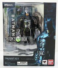 "In STOCK S.H. Figuarts ""Batman"" Injustice Ver Bandai  Action Figure"