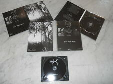 Ugluk - Hveralundr CD in A5 DIGIBOOK Lim. to 50 handnumbered copies NEW+++ RARE