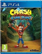 CRASH BANDICOOT N.SANE TRILOGY PS4 PREVENDITA D1 30/06