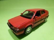 ARS MODEL 1:43 ALFA ROMEO 33 - ALFA RED - RARE SELTEN - GOOD CONDITION