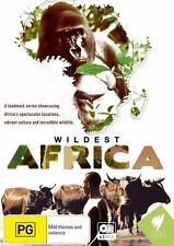 Wildest Africa DVD NEW