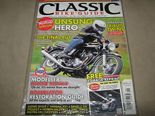 NEW! CLASSIC BIKE GUIDE September 2012 NORTON Special + Free 1973 Motor Cycle