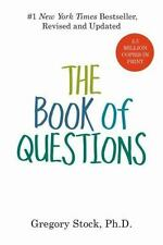 The Book of Questions  Revised and Updated by Gregory Stock 2013 PB