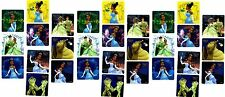 Disney PRINCESS and the FROG 30 Large Stickers! Glitter Tiana Prince Navin