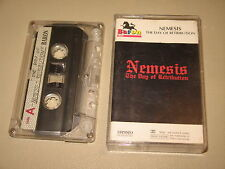 NEMESIS - The Day Of Retribution - MC Cassette tape 1990/2106