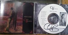 CD Chad Burdick What's In Store signed Country Mile Band singer 2005 autograph