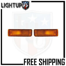 Fits 93-98 TOYOTA T-100 Signal Light Lamp Pair (Left and Right Set)