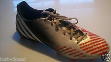 Adidas Predator Absolado Black White Orange Soccer Cleats Shoes Size 11 @ c