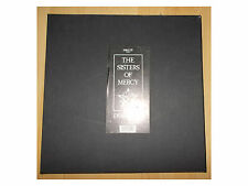 "The Sisters Of Mercy -  Dominion - 12"" Box - Poster - Limited Edition"