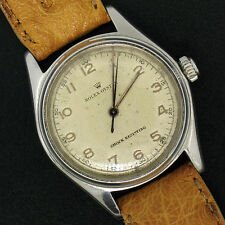 Vintage Rolex Oyster Shock Resist Mechanical Hand Wind 15 Jewel Wrist Watch 4444