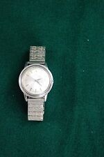 Vintage men's Eterna-Matic watch stainless with date