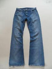 Levi 's ® 507 bootcut Jeans Hose, W 33/l 34, rar! faded washed Denim, vintage!