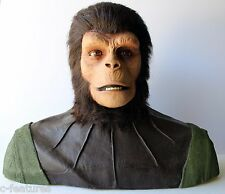 PLANET OF THE APES Apemania CORNELIUS Deluxe LIFE-SIZE Bust RODDY McDOWALL Rare!