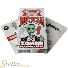 Bicycle Pont De Zombie Cartes À Jouer Halloween Poker Casino Magique