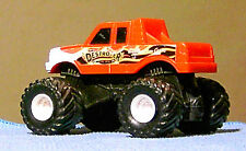 DESTROYER 2004 Monster Jam Truck Die-Cast TOY Metal Base