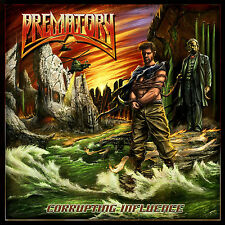 PREMATORY-CORRUPTING INFLUENCE-CD-IMPORT-thrash-metal-testament-exodus-metallica