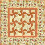 Pieces from my Heart Orange Grove Pattern FREE US SHIPPING
