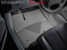 WeatherTech® All-Weather Floor Mats - Toyota Sienna 8 Passenger - 2011-2012-Grey