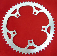 """STRONGLIGHT 55T ROAD Chainring 128 BCD 3/32"""" VINTAGE CYCLING 55"""