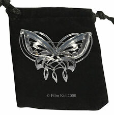 ARGENT ARWEN L'ÉTOILE DU SOIR PAPILLON BROCHE HOBBIT LOTR LORD OF THE RINGS