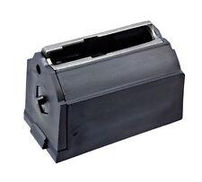 Ruger 90397 Mag for JHX-2 17 Hornet 6 rd Ruger 77/17 Black Plastic w/Steel Feed