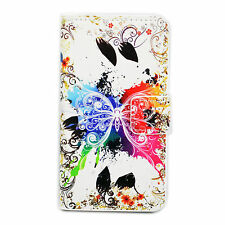 Flip Phone Leather ID Card Wallet Cover Case For Samsung Galaxy J2 J3 Sony C4 C5