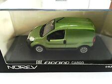 Fiat Fiorino Tôlé 2008 - Vert - NOREV 1/43 VOITURE 772200