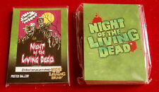 "NIGHT OF THE LIVING DEAD - ""Mini Master Set"" (all 36 Base + 9 Chase)"