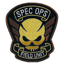 Resident Evil  - SPEC OPS FIELD UNIT -  Patch  Uniform Aufnäher neu