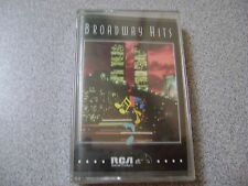 CASSETTE TAPE - Broadway Hits