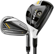 New TaylorMade RocketBladez HL Combo Iron Set 4H-AW Regular ALL Graphite Irons