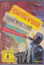 Youssou N'Dour - I BRING WHAT I LOVE - OmU - NEU & OVP - DVD