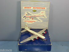 "DINKY TOYS MODEL No.998 BRISTOL BRITANNIA  ""CANADIAN PACIFIC"" AIRLINER   VN MIB"