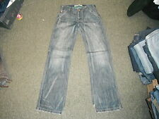 """GAP GAP jeans taille 1R taille 28 """"jambe 32"""" délavé dames jeans bleu foncé"""