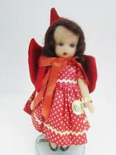 Nancy Ann Storybook NASB Doll Red Riding Hood Mother Goose #116 HP Wrist Tag