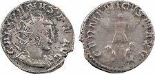 Gallien, Antoninien, 257-58, Trèves, GERMANICVS MAX V, captifs - 9