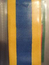 Nastro nastrino ribbon per medaglia terremoto 2000