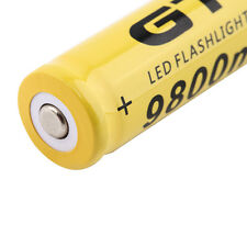 1pc 3.7V 18650 9800mAh Li-ion Rechargeable Battery For Flashlight Torch XP